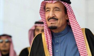 Saudo Arabijos karalius Salmanas