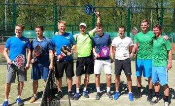 Lietuvos padelio teniso stipriausios A lygos poros