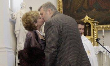 Editos Mildažytės ir Gintauto Vyšniausko vestuvės