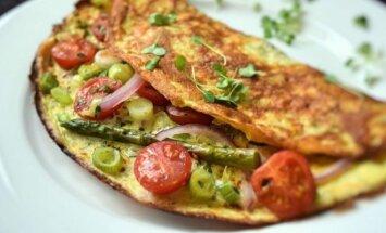 Įspūdingasis čempionų omletas