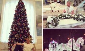 A. Voločkovos namuose – tikra Kalėdų pasaka