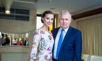 Lina ir Arvydas Anušauskai
