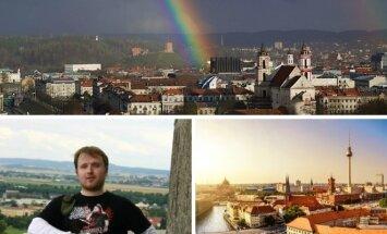 S. Orlovas palygino Lietuvą ir Vokietiją