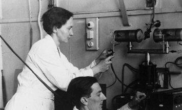 """Irene Joliot Curie    """"Viasat"""" nuotr."""