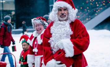 "Billy Bob Thorntonas filme ""Blogasis Santa 2"""