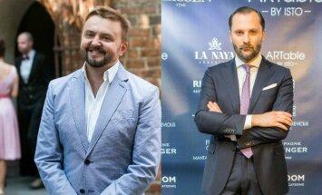 Stanislavas Stavickis-Stano, Mantas Petruškevičius