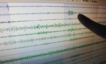 Afganistaną sukrėtusį žemės drebėjimą užfiksavo ir Lietuvos seisminės stotys (asociatyvi nuotr.)