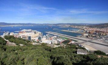 Gibraltaro oro uostas, Gibraltaras
