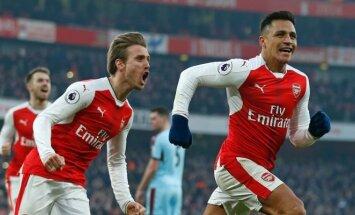 Londono Arsenal, Alexis Sanchezas