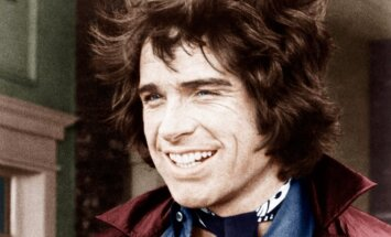 Warrenas Beatty, 1975 m.