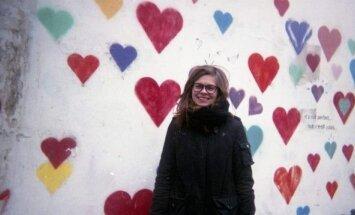 Justė Gudauskytė Tel Avive