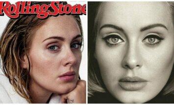 """""""Rolling Stone"""" žurnalo viršelis (kairėje)"""