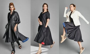 """Nauja """"Moteris by Julia Janus"""" įrodys, kad viena suknelė yra viskas, ko reikia stilingai moteriai"""