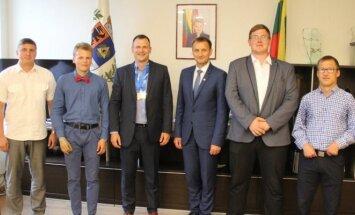 Šiauliečiai – Europos neįgaliųjų lengvosios atletikos čempionato dalyviai