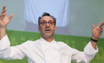"""""""Osteria Francescana"""" šefas Massimo Bottura"""