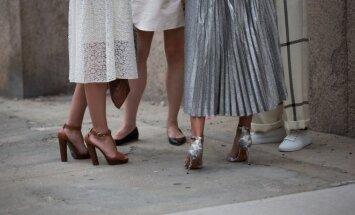 Ar žinote, koks sijonas jums tinka? Tai atskleis jūsų ūgis