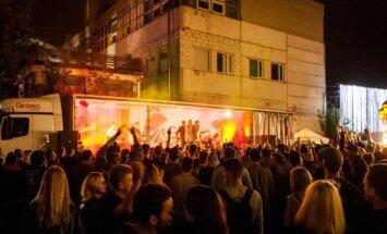 Loftas Fest šeštadienio vakaras