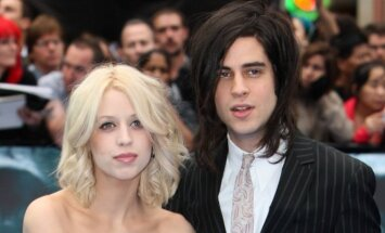Peaches Geldof ir Tomas Cohenas