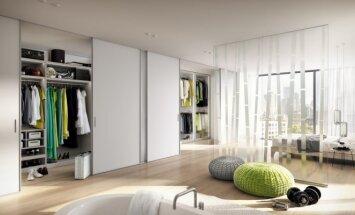 Stumdomų durų sistemos: kaip išsirinkti derančią prie interjero