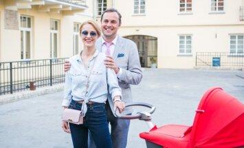 Indrė ir Jogaila Morkūnai