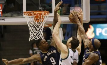 NBA: Pelicans – Bucks