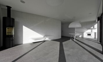 Namas Garliavoje: kai susipina funkcija ir estetika, o paprastumas tampa karališkas