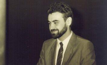 Prof. Egidijus Kūris, 1992 02 07 VU TSPMI Įkūrimas