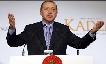Recepas Tayyipas Erdoganas