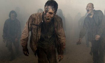 Serialas Vaikštantys numirėliai (The Walking dead)