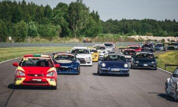 Fast Lap lenktynės Estijoje