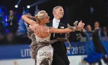Evaldas Sodeika ir Ieva Žukauskaitė (K.Zakaraitės nuotr.)