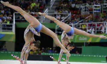 Meninė gimnastika