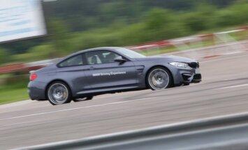 BMW M dienos Kačerginės trasoje