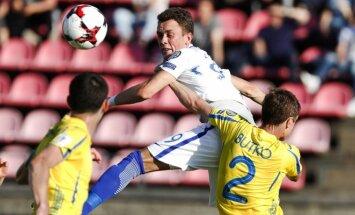 Futbolas: Suomija – Ukraina