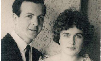 Lee Harvey Oswaldas su žmona Marina Oswald