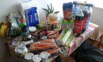 maistas už 30 eurų (aut. Robert Borkowski)