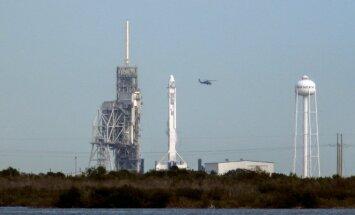"""SpaceX"" raketa ""Dragon"""