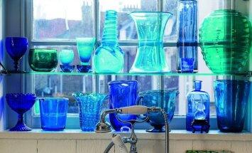 Estetiška iliuzija: kaip paslėpti nemalonų vaizdą už lango