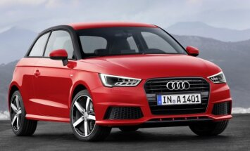 Ar BMW mes iššūkį Audi A1, sužinosime netrukus