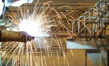 """Per dvejus metus – dvylika kartų daugiau darbo vietų, dvigubai išaugusios gamybos apimtys ir keturis kartus didesnė apyvarta – tai rezultatas, kurį pavyko pasiekti UAB """"Kaunas metal"""" (Kaunas metal nuotr.)"""