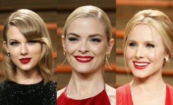 Taylor Swift,  Jamie King, Kristen Bell