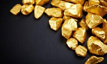 Vieta, kurioje turistas gali atrasti aukso