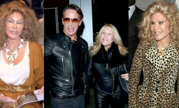 Jocelyn Wildenstein, Lloydas Kleinas