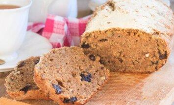 Persimonų duona