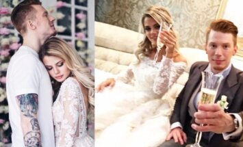 A. Pugačiovos anūkas vedė savo išrinktąją: vestuvės kainavo nesuvokiamą pinigų sumą