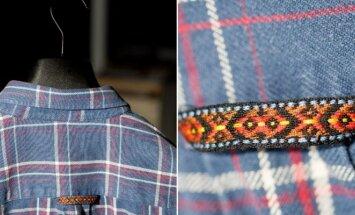 Vyriškų marškinių kilpa