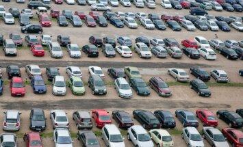 Automobiliai (asociatyvi nuotr.)