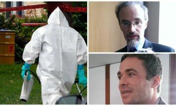 Ebola dar neatsitraukė