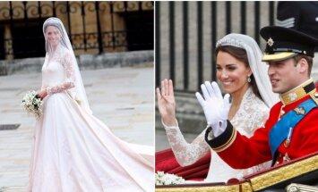 Princo Williamo ir Kate Middleton tuoktuvės 2011 m.