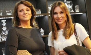 Tatjana Lavrinovič su drauge